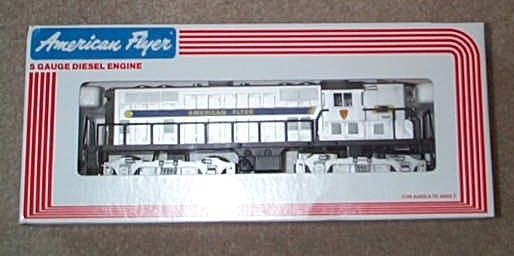 1991 American Flyer GM GP-7 Diesel (6-48009). Mint Condition.