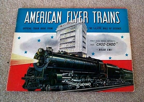 1941 Gilbert American Flyer Catalog (D1390) Excellent Minus Condition