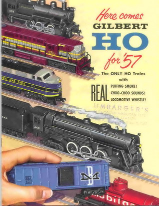 1957 Gilbert American Flyer HO Consumer Catalog (D2031). Mint Condition