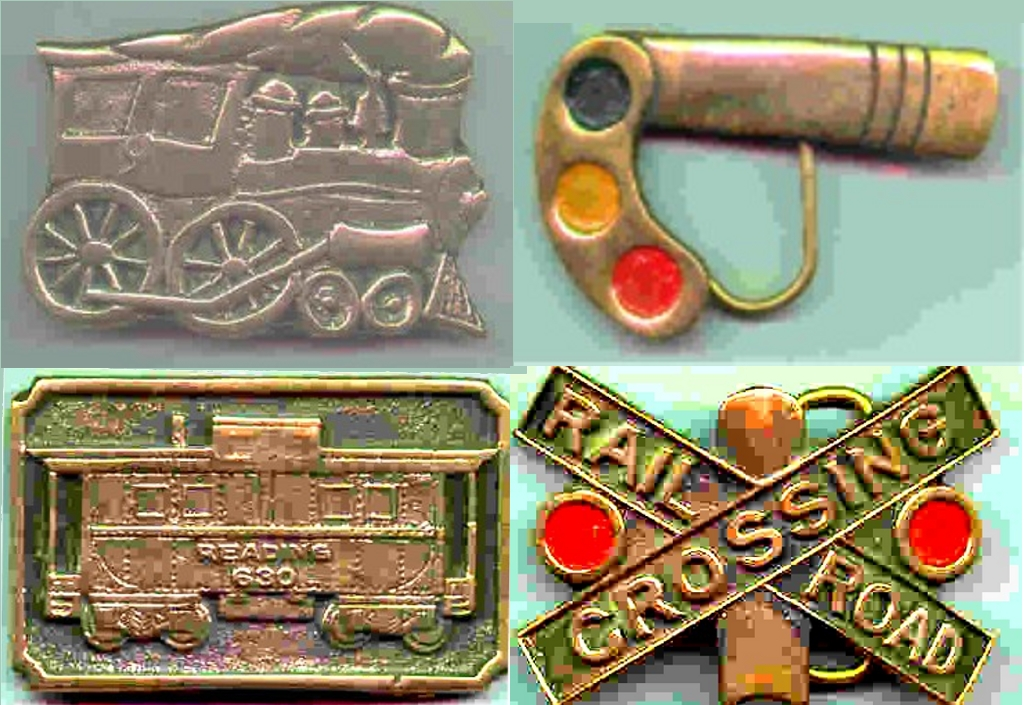 Brass Belt Buckle Set. Mint Condition. All Four As Set.