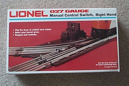 027 Manual Control Right Hand Switch (6-5022)