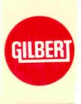 Gilbert American Flyer Sticker. Mint Condition