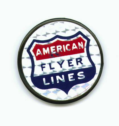 American Flyer Lines Button. Mint Condition. Repro..